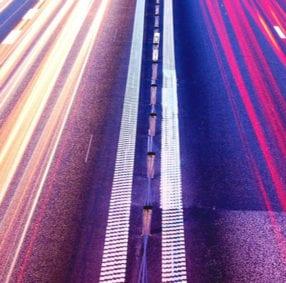 fast-lights-on-road