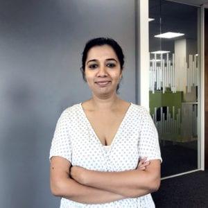 Apprentice Astha Srivastava