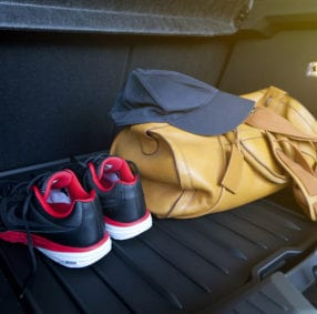 Declutter your car