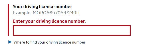 How to Share Your Driving Licence Information With Your Insurer