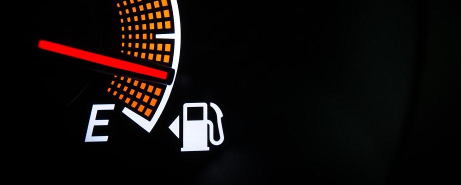 Car fuel guage